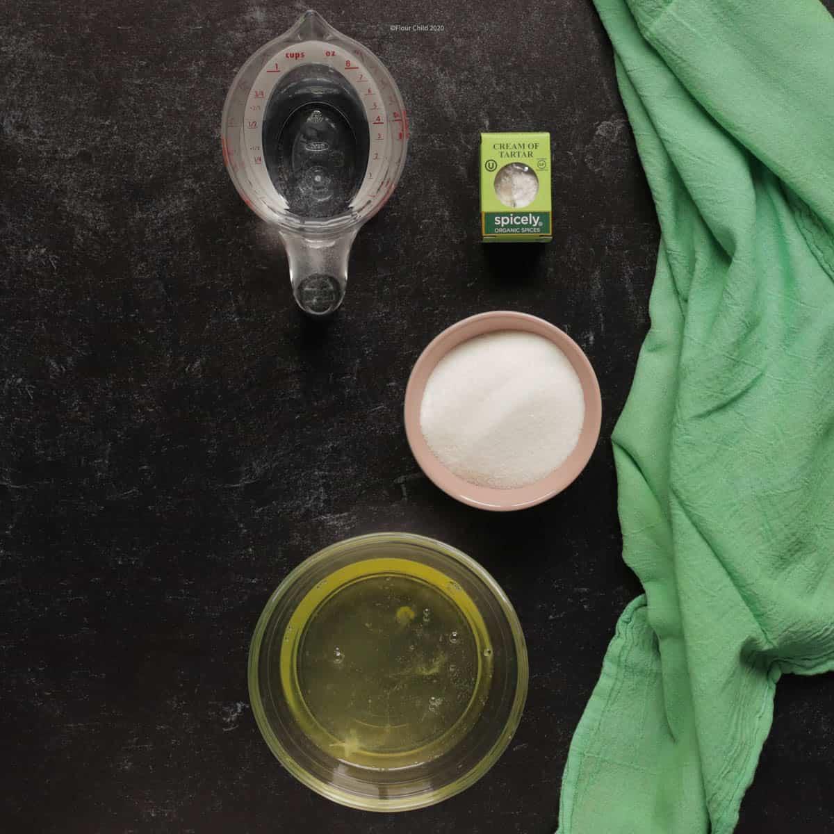 meringue topping ingredients