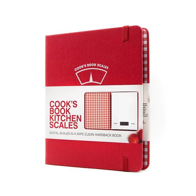 Cook Book Scale Closed